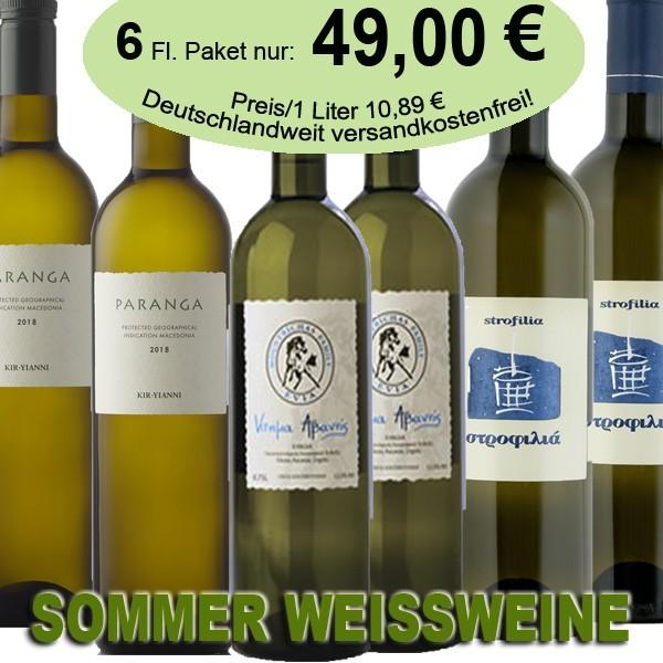 Sommer-Weißweine