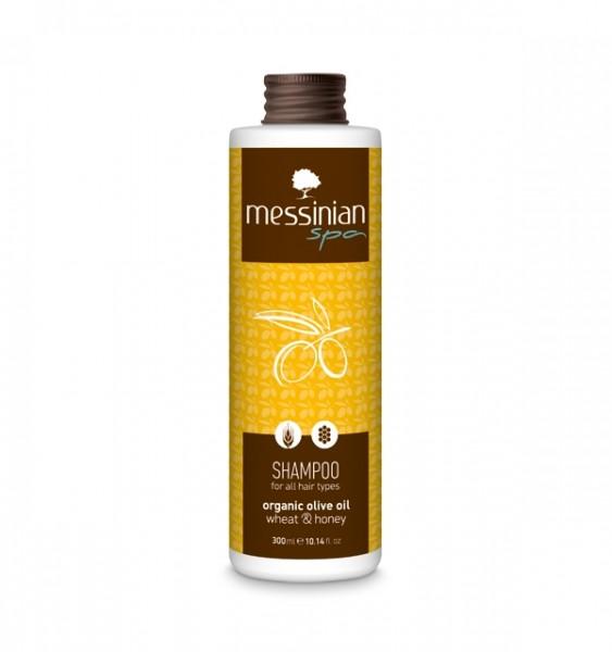 Shampoo Weizen & Honig für jedes Haar, 300ml