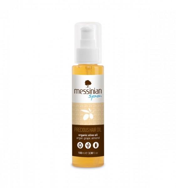Hochwertiges Haar-Öl mit Zerstäuber, 100ml