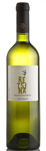 Papagiannakos Retsina 2020