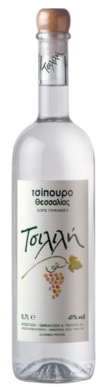 Tsililis Tsipouro (ohne Anis)