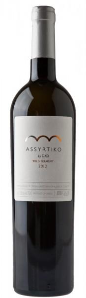 Gaia Assyrtiko wild ferment 2018