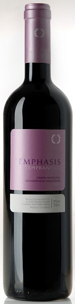 Pavlidis EMPHASIS Tempranillo 2014