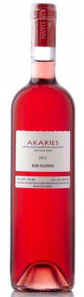 Akakies rosé 2019